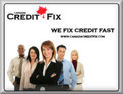 Canada Credit Fix - Helping Fix Your Bad Credit Now!