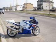2002 gsxr under 14000kms