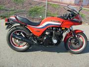 Original : 1983 Kawasaki GPZ 750 cc