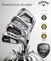 Callaway Golf Clubs and Accessories Distributor Sdn Bhd