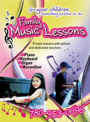 Family Music Lessons