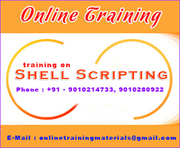 Shell Scripting Online Training Institute in Hyderabad India