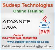 Advanced Java Online Training Institute in Hyderabad