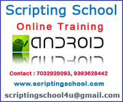 Android Online Training Institute Hyderabad