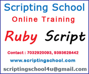Ruby Script Online Training Institute in Hyderabad