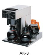 Newco AK-3 Coffee Brewer - Free Shipping
