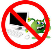 Virus spyware adware removal