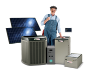 Heating & Air Conditioning System Replacement Options in Edmonton