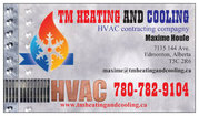 Furnace,  heating service,  installation,  repair and replace HVAC