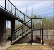Vinyl Decking and Railing Services in Edmonton,  Alberta