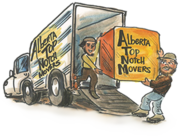 Alberta Top Notch Movers Inc