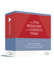 Five Behaviors Facilitation Kit – powered by All Types