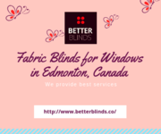Stylish Window Blinds Online Edmonton,  Canada