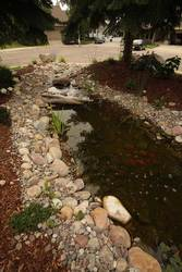 Install Water Features in Edmonton