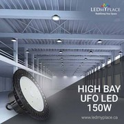 Choose 150w High Bay LED Lights as a Better Lighting Option Among Many