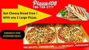 Are you Looking Unlimited Tasty Pizza in Edmonton?