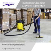 Industrial Cleaning Services Calgary | River City Cleaners