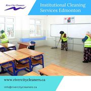 Institutional Cleaning Service Edmonton Canada