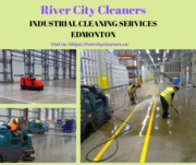 Industrial Cleaning Services Calgary River City Cleaners