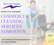 Commercial Cleaning,  Services Edmonton,
