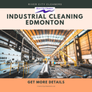 Industrial Cleaning - Edmonton Calgary