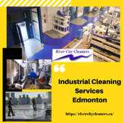Industrial Cleaning Edmonton Calgary | Rivercity Cleaners