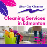 Cleaning Services in Edmonton,  Alberta | River City Cleaners