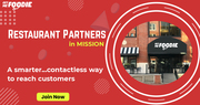 Restaurant Partners Wanted - GetMeFoodie delivery portal